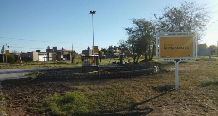 Vecinos de Nueva Santa Fe manifestaron su preocupación por robos en la zona