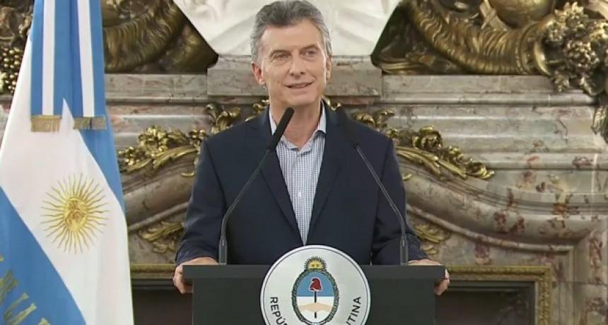 Mauricio Macri convocará a gobernadores