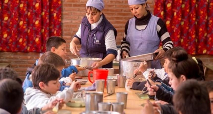 La provincia reforzó la ayuda social y alimentaria en barrio carenciados