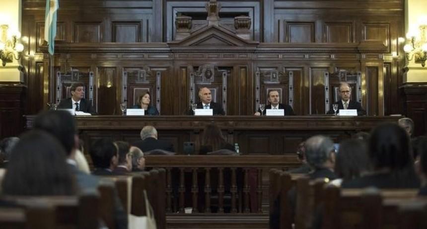 Ricardo Lorenzetti deja de ser el presidente de la Corte Suprema