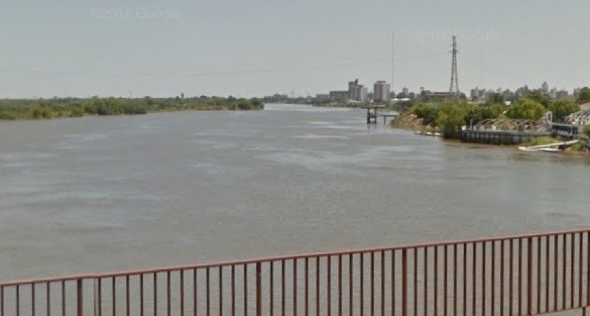 El Paraná se encontraba por debajo de los 2 metros en el puerto de Santa Fe