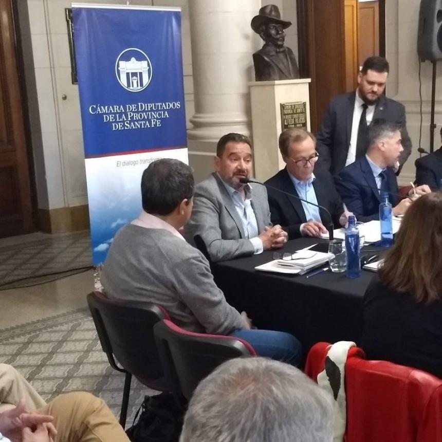 Festram participó de la audiencia pública por la Ley de ART