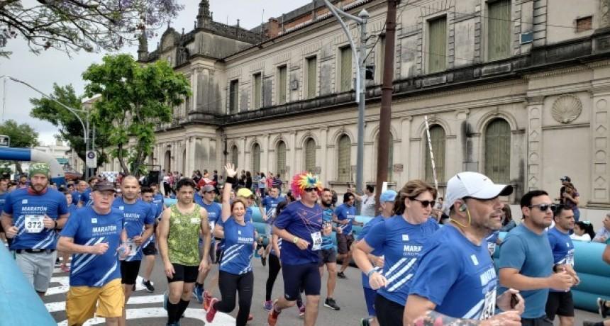 La UNL realiza su maratón Centenario el 6 de octubre