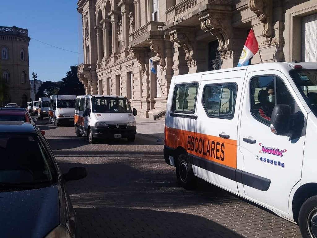 Diez transportistas ya vendieron sus unidades