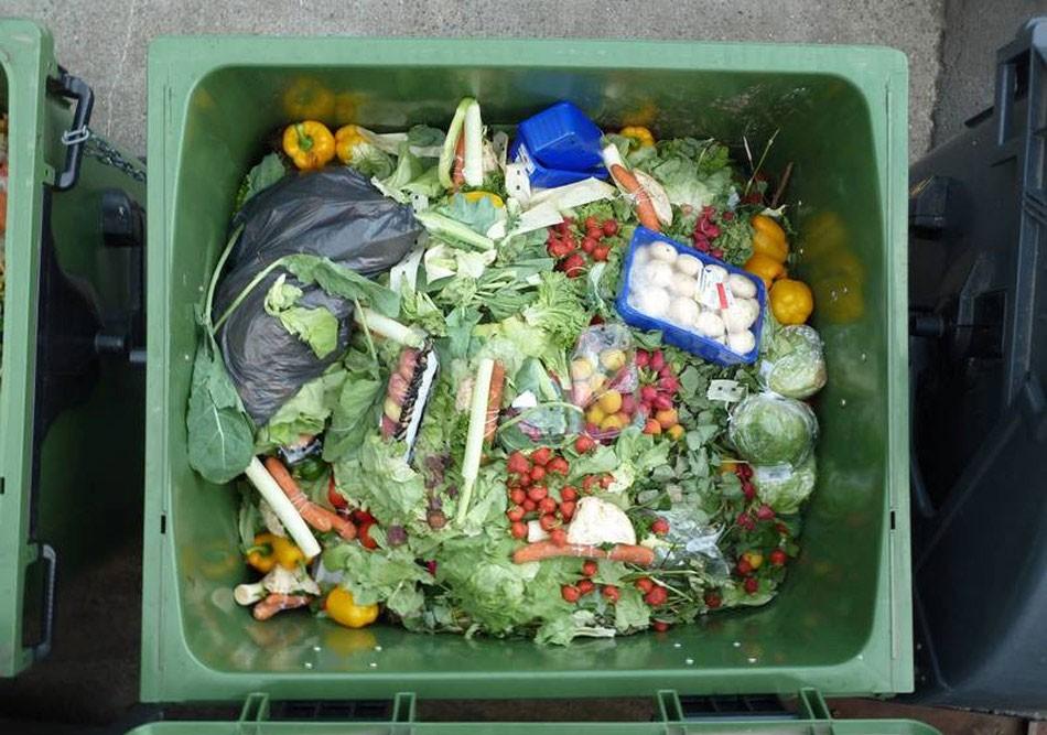 El 30% de los alimentos se pierde o desperdicia