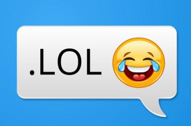 ¿Por qué se escribe LOL para expresar la risa?