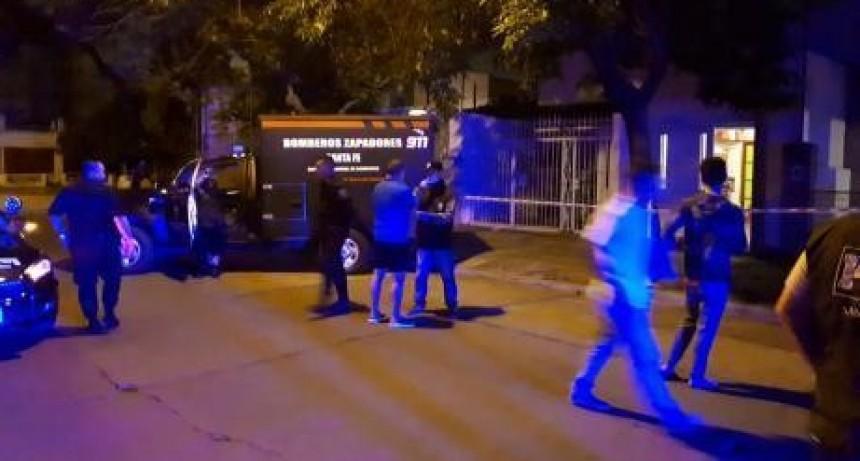 Detectaron al imputado del doble homicidio de calle Francia a través de una pericia en su celular