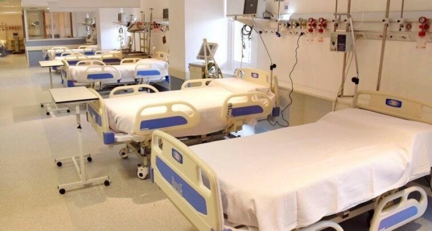 El 50% de las camas críticas Covid están ocupadas en la ciudad de Santa Fe