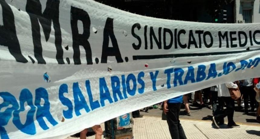 Los profesionales de la salud definen este viernes si aceptan la propuesta salarial del gobierno
