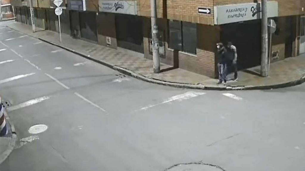 Ladrones robaron a otros ladrones en Bogotá