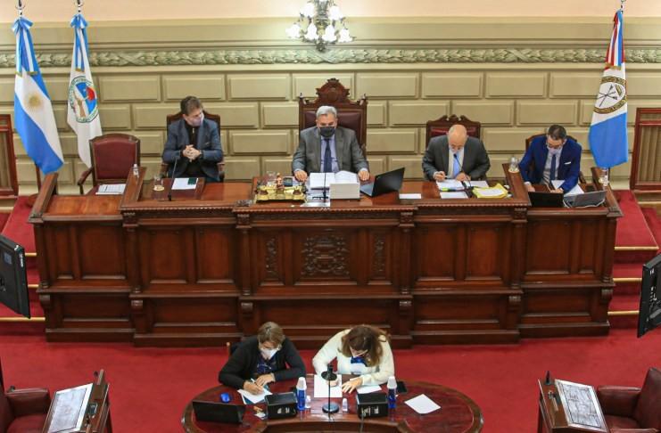 Media sanción a la ley para implementar la Junta Provincial de Seguridad