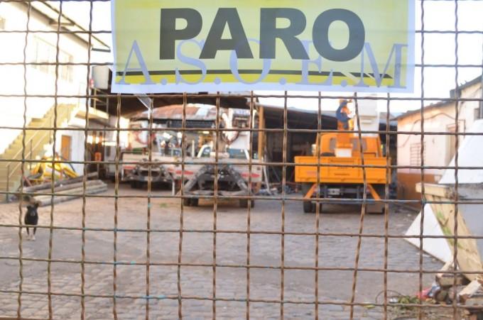 Empleados municipales pararán el jueves para exigir urgente reapertura de paritarias