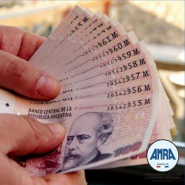 Médicos santafesinos reclaman un bono de cinco mil pesos