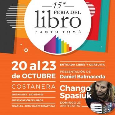 La Feria del Libro comienza el jueves en Santo Tomé