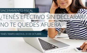 La AFIP extiende al 31 de octubre el plazo de apertura de cuentas para el blanqueo de capitales