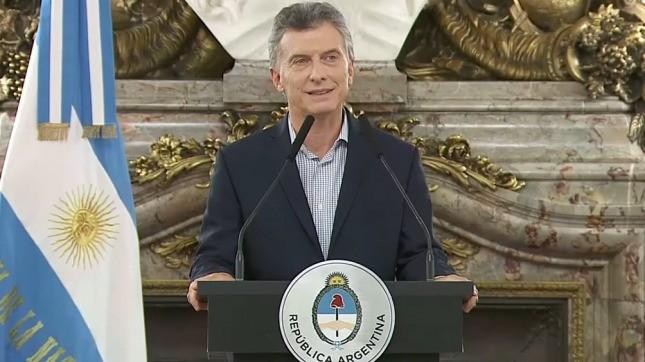 Macri Mauricio viajará a Wall Street para presentar la agenda de reformas de la Argentina