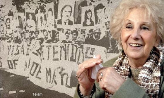 Abuelas de Plaza de Mayo anunciaron el hallazgo de la nieta 125