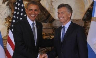 Mauricio Macri recibirá a Obama el sábado