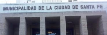 Allanamiento en la Municipalidad de Santa Fe por denuncia de desvío de fondos