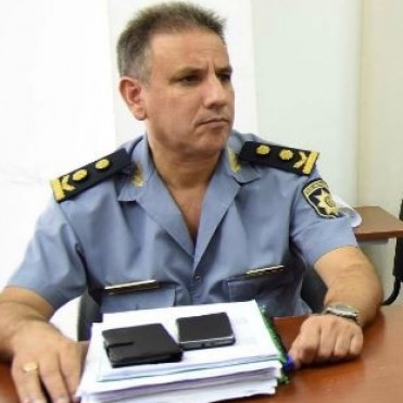 El ex jefe de la Unidad Regional V espera su audiencia imputativa en libertad