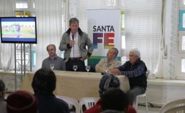 La provincia firmó un convenio para instalar el primer Centro de Cuidado Infantil en la ciudad de Santa Fe