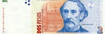 El Banco Central sacará de circulación los billetes de dos pesos
