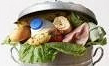 Un kilo de comida por persona se desperdicia a diario en Argentina