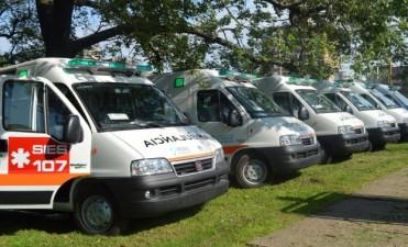 La provincia entregará  25 ambulancias de alta complejidad