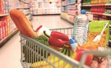 La canasta básica total aumentó casi 1,4 por ciento en septiembre