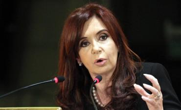 El Senado descartó un posible desafuero de Cristina Fernández