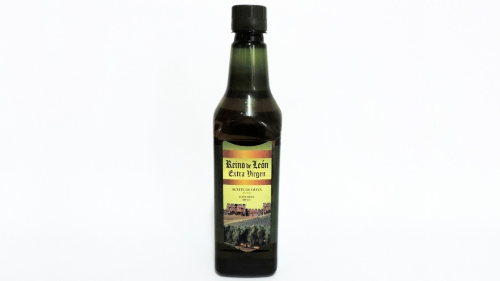 "La Assal prohibió el aceite de oliva ""Reino de León"