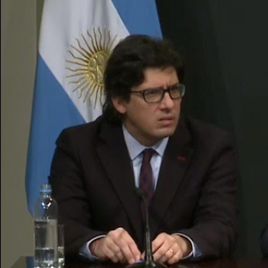 Macri ratificó a Garavano en su cargo