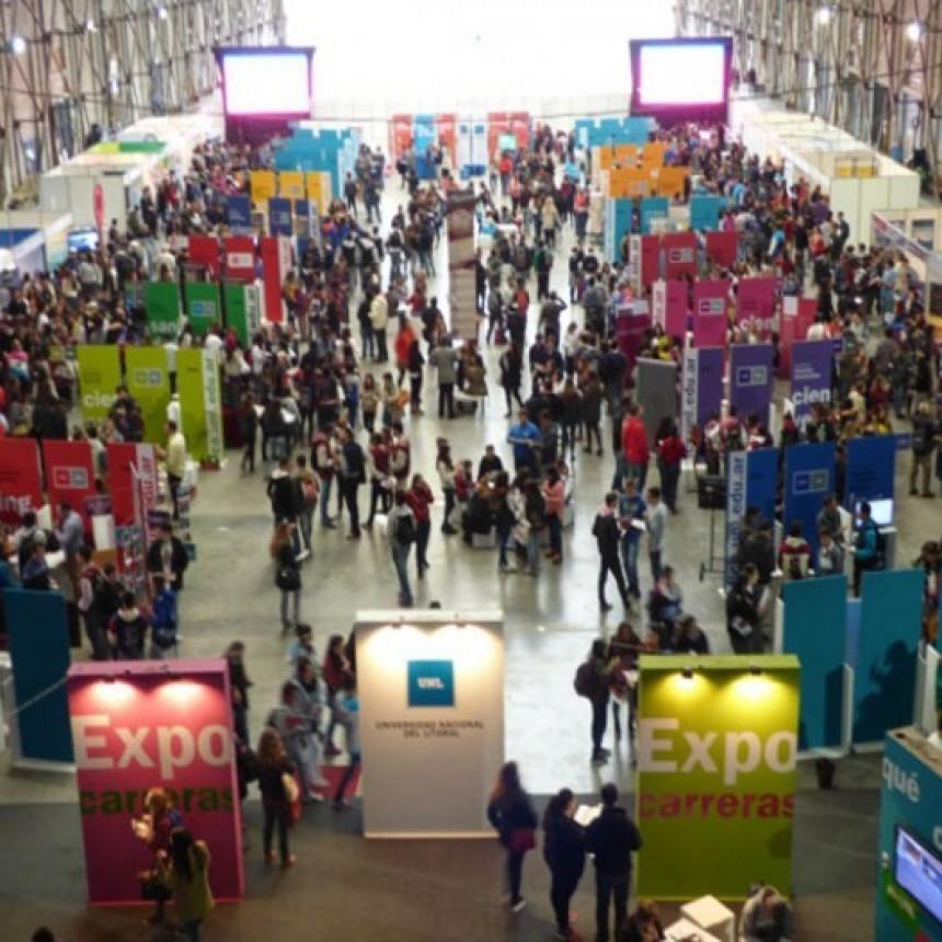El martes comienza la Expo Carreras de la UNL