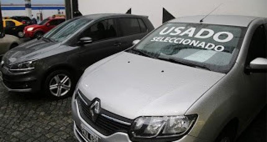 La venta de vehículos usados retrocedió casi doce por ciento en septiembre