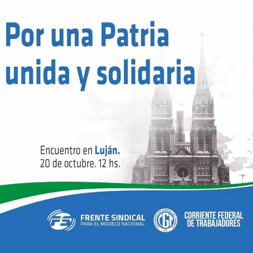La Corriente Federal de Trabajadores participará de una movilización en contra del Presupuesto 2019