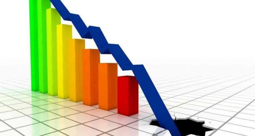 La recesión seguiría hasta 2020