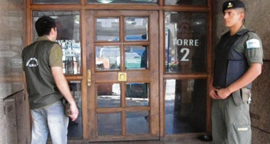 La policía federal capturó en Funes al líder de una red internacional de trata