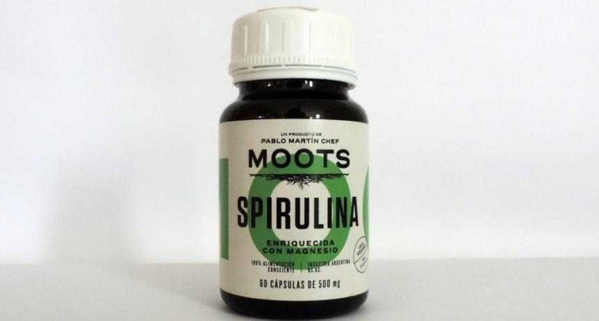 """La ASSAL prohibió Spirulina enriquecida con magnesio marca """"Moots"""""""