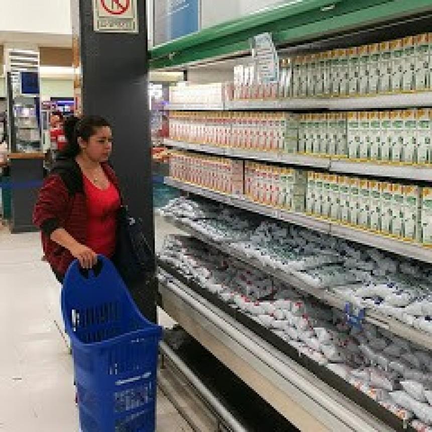 Precios de la canasta básica subieron más de ocho por ciento en septiembre
