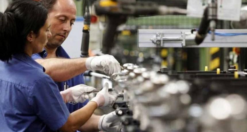 La industria cayó más de ocho por ciento en septiembre