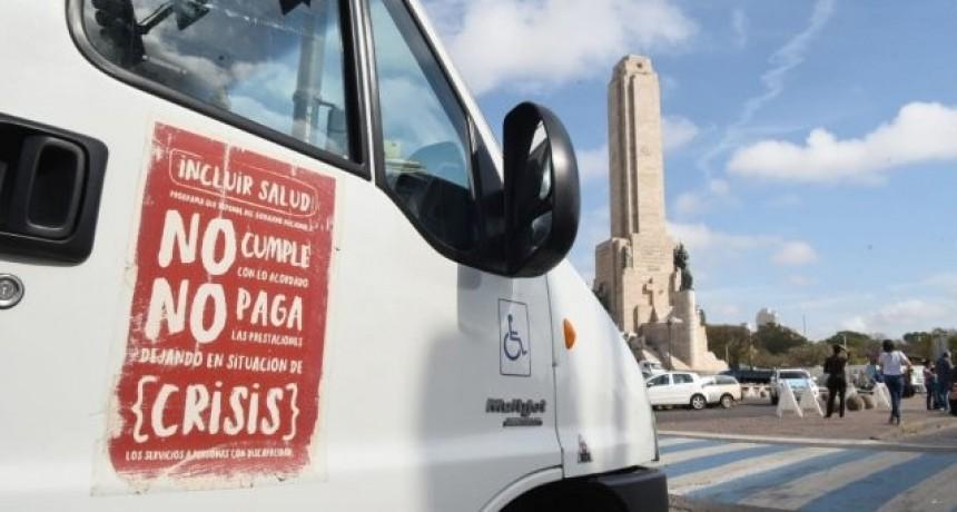 Transportistas de personas con capacidades especiales pararían nuevamente el 8 de noviembre