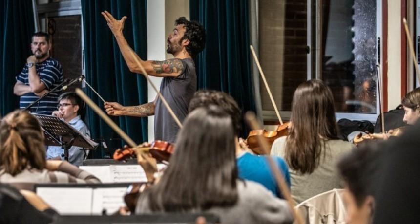 La UNL celebra su centenario con un recital