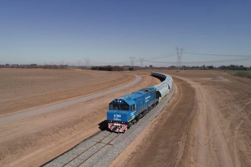 La obra para instalar el circunvalar ferroviario en la ciudad puede llevar un año y medio