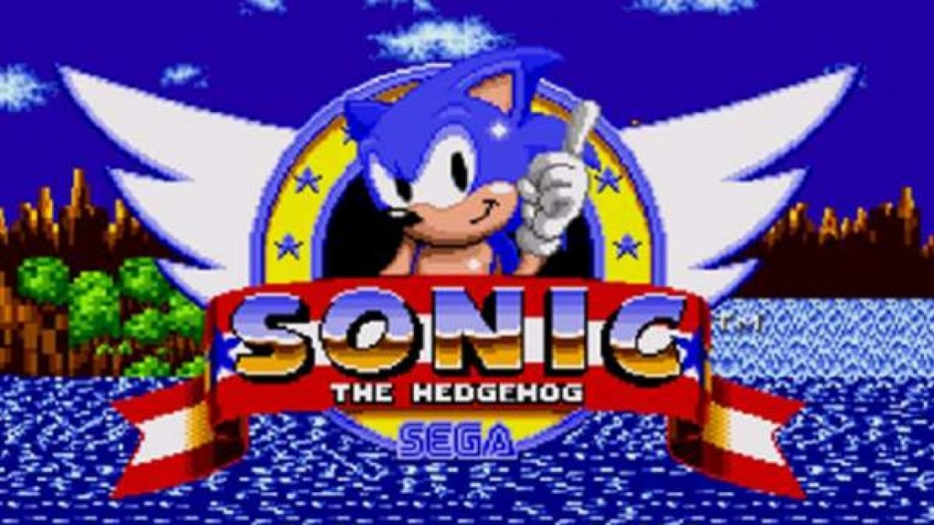 Sonic surge para competir con Mario Bros