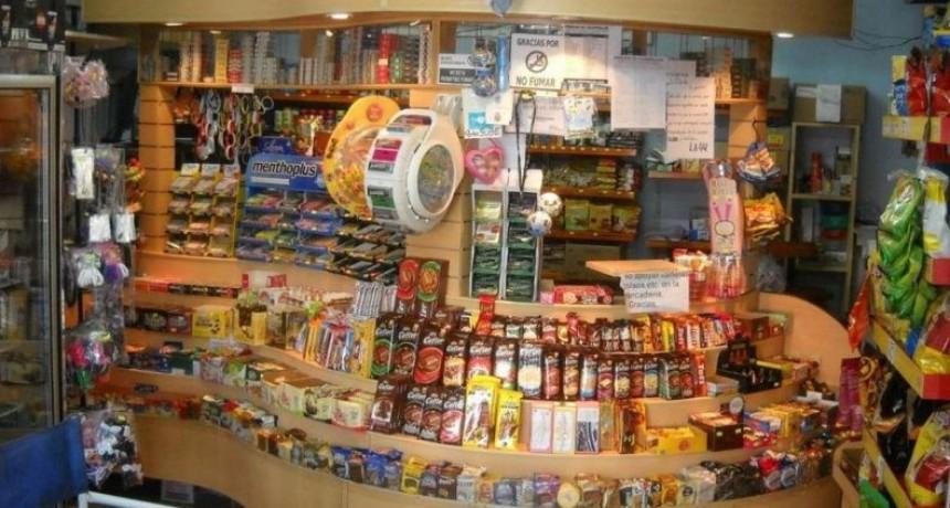 Las ventas en los kioscos descendieron un 60 % durante la Pandemia