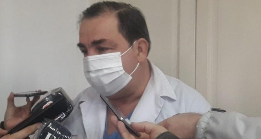 Poletti confirmó que se posterga el traslado de Neonatología del Cullen al hospital de Niños