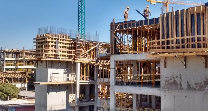 La Cámara de la Construcción espera que se permitan más obreros de acuerdo a los frentes de trabajo de cada edificio
