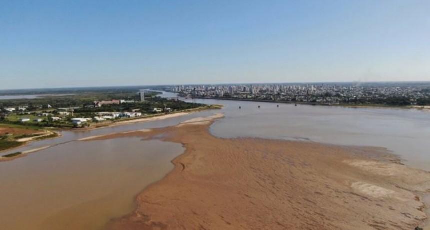 Problemas en las napas ribereñas por la bajante del río