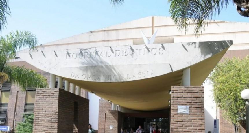 Los consultorios externos del hospital de Niños estarán cerrados la semana próxima por casos de covid