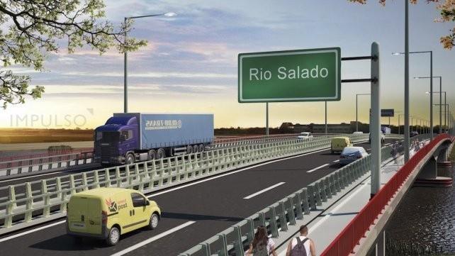 Solicitan incluir el nuevo puente con Santo Tomé en el presupuesto nacional